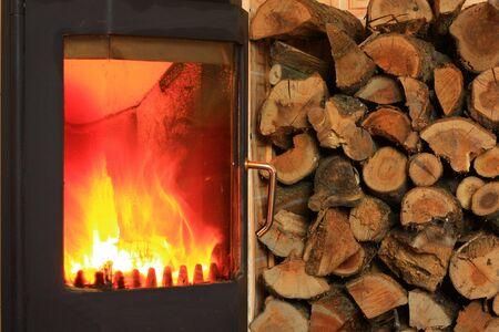 fireplace Stock Photo - 6264013