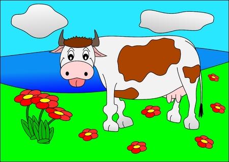 heffer: Cow