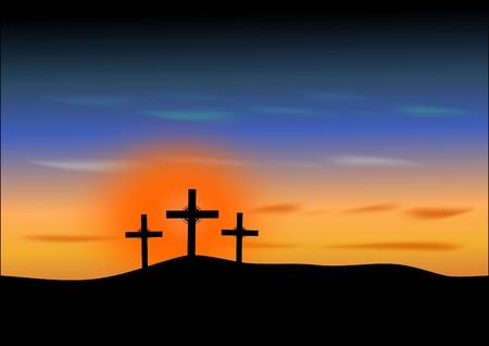 Easter Ilustrace
