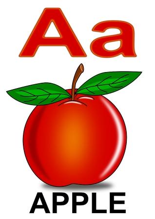 big apple: Letter