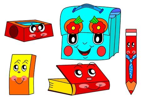 sacapuntas: Los sombreros y gorros diversos como libros para colorear para los niños