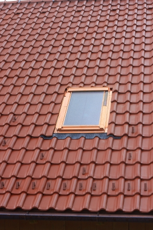 Roof window Stock Photo - 14479679