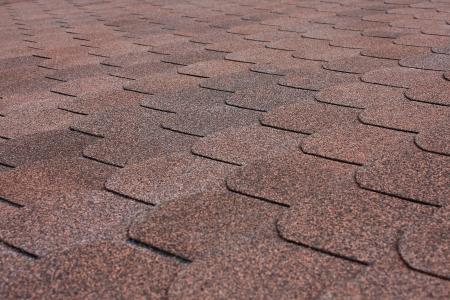 bitumen felt: Roof Shingles