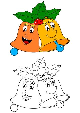 Lächeln Vorhanden Wie Färbung Bücher Für Kleine Kinder - Vektor ...