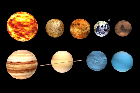 jupiter: Planets Stock Photo