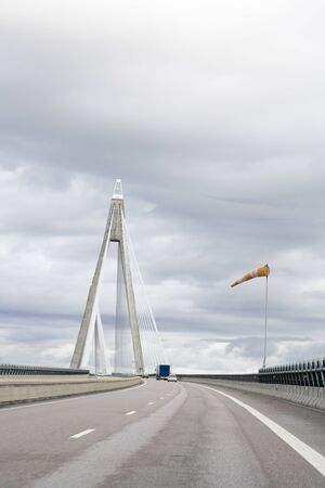 highroad: bridge Stock Photo