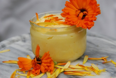 anoint: marigold ointment