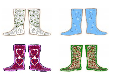 Four seasons boots photo