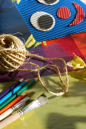 teaching crayons: Faremo una lezione artigianali drago
