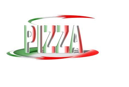 pizza service Zdjęcie Seryjne - 14764966