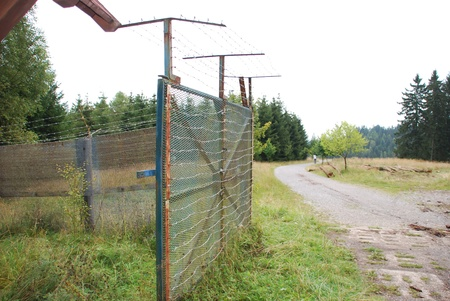 A walk along the old GDR border
