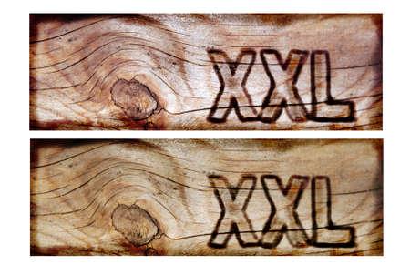 XXL Size Set Stock Photo - 16058350