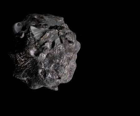 luminary: The cosmic fragments Stock Photo