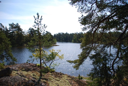 insular: the Swedish west coast