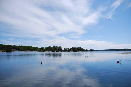 the east coast: Idyll on the Swedish east coast