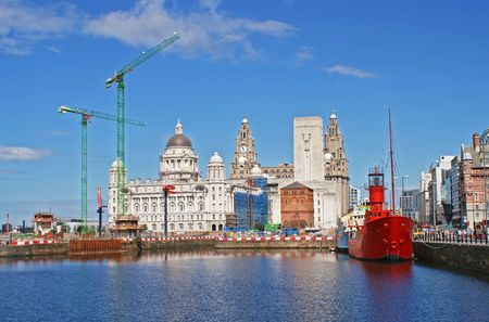 albert: Liverpool Docks