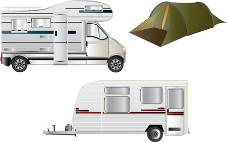 Camping and Caravaning Elements