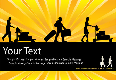 World Travel Stock Vector - 4081752