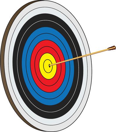 targets: On Target Illustration