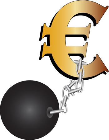 geketend: Gekoppelde euro
