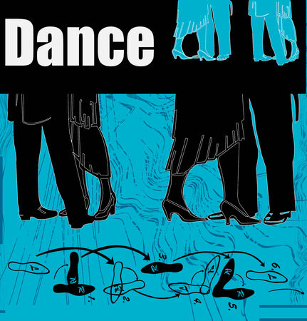 salsa dance: Dance Flyer