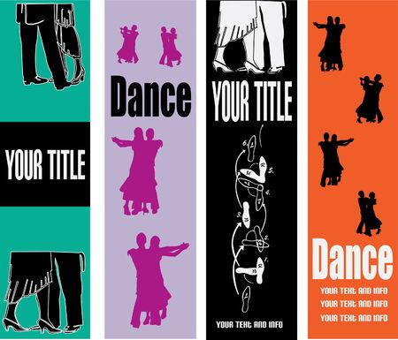 Danza Web Banner Templates