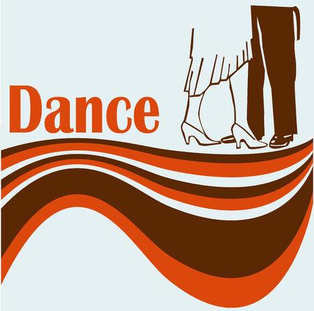 flier: Retro Dance Flyer