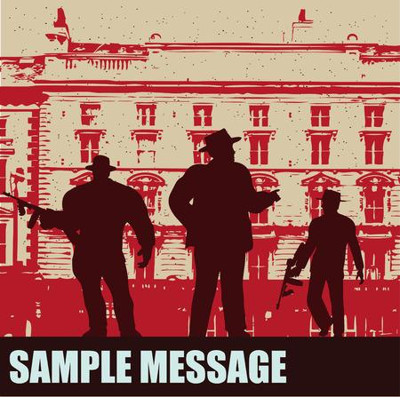 brutal: Gangster Offer Background