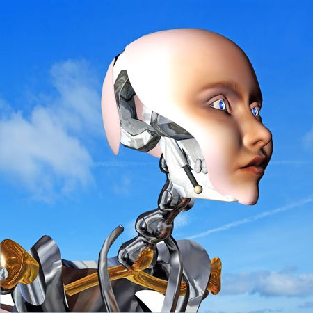 mech: Cyborg Vision