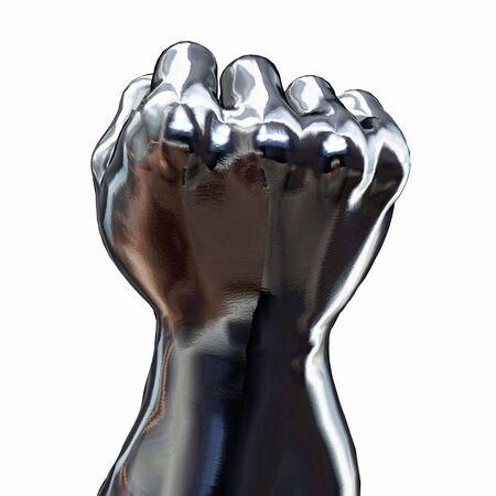 Silver Fist photo