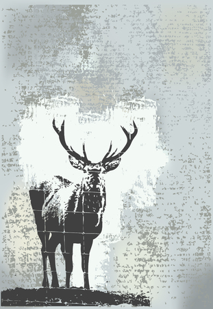 stag: Grunge Stag