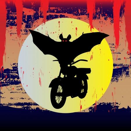 hallows': Bat Out Of Halloween