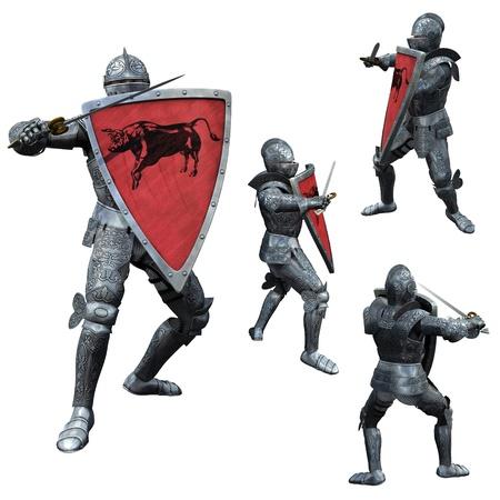 rycerz: Rycerz w pełni Armour