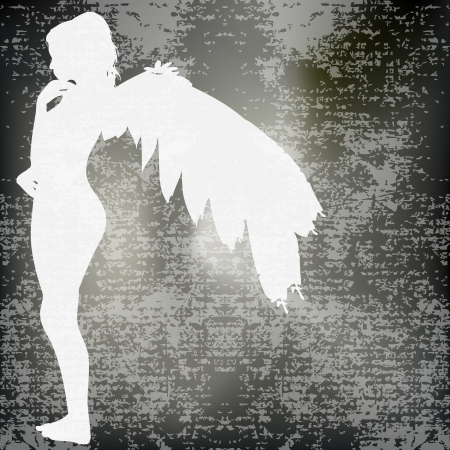flier: Angel Background