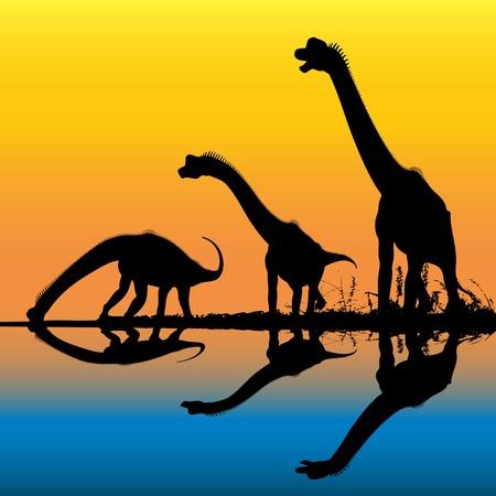 brachiosaurus: Jurassic Dawn