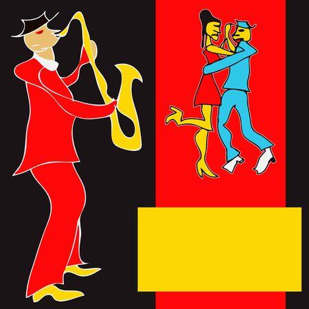 jazz club: Danse en laiton