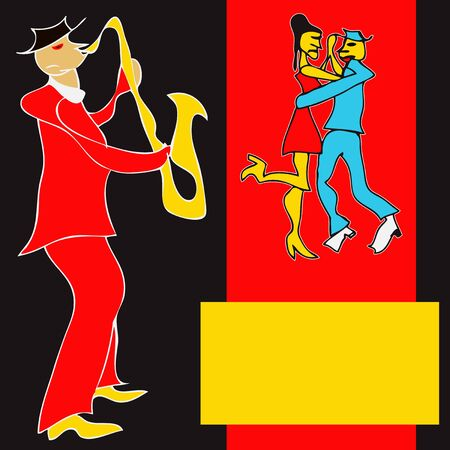 bailar salsa: Latón Danza
