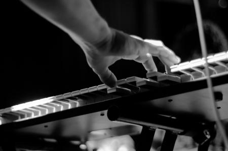 performer: Keyboard playing