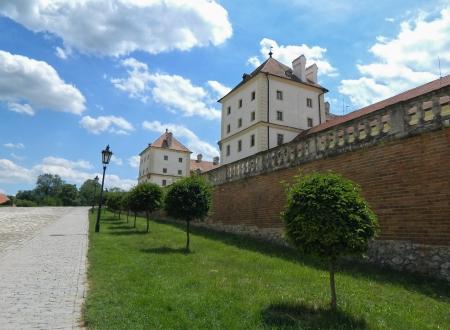 Chateau Valtice, Moravia, Czech Republic