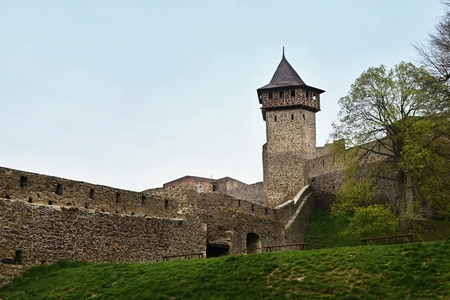 Castle Helfstyn Editorial
