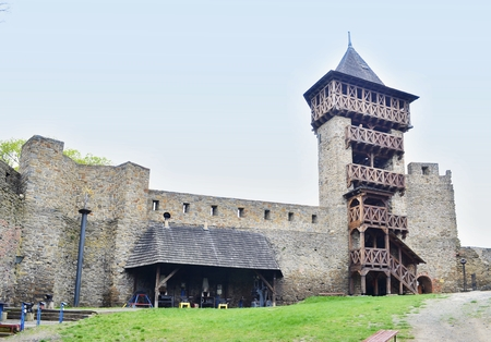 Castle Helfštýn