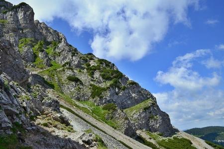 View of the mountain, Hochschneeberg, Austria