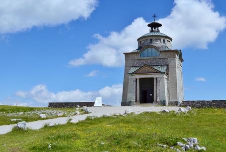 Elisabeth memorial church , hochschneeberg, Austria