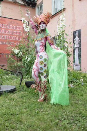 Ukraine,  Opishnya July 2015, festival of potter craft