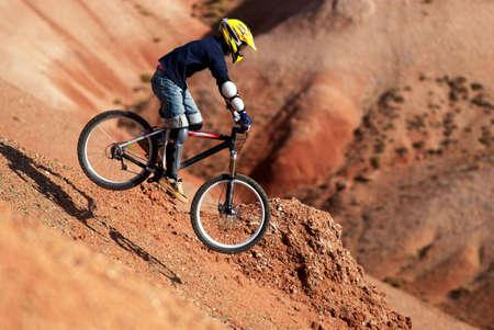 Extreme sports photo
