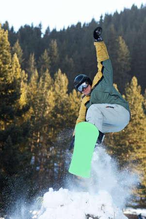 springboard: Saltar con trampolín