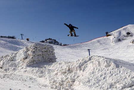 springboard: Saltar extrema con trampol�n