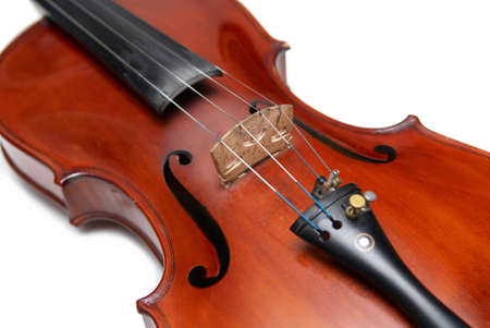 Violin close-up Stock Photo - 2548573