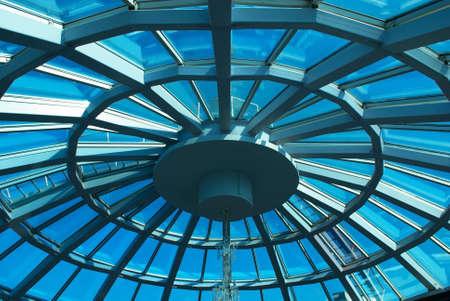 Glass dome photo