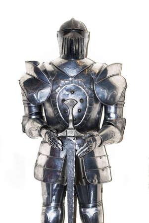 Mittelalterliche Ritter  Standard-Bild